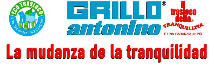 Grillo Antonino Mudanzas internacionales
